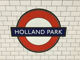 Holland park A1 retail/office to let