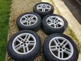 18 inch TD5 wheels