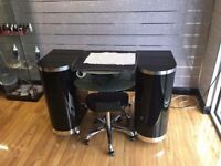 Nail Bar for Rent £70pw Dudley town centre.