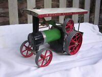 Mamod Steam Roller & Traction Engine