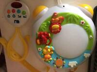 Mothercare musical projector
