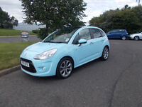 CITROEN C3 EXCLUSIVE TOP OF THE RANGE 1.6 HDI DIESEL NEW SHAPE 2010 BARGAIN £2450 *LOOK* PX/DELIVERY