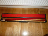 Snooker cue - 2 piece Tecno Pro Classic
