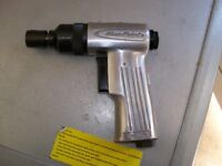blue point nut driver air tool new un used