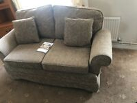 One seater chair which is electric, one seater chair and a Two seater sofa,