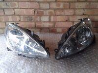 Peugeot 307 Headlights (Pair)