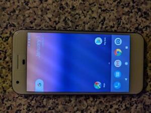 Silver Unlocked Google Pixel 128 GB