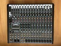 Mackie PROFX16 Mixer with USB