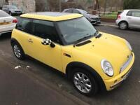 2004 Mini One, High Spec, Panoramic Roof + MORE !