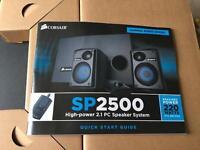 Corsair SP2500 High Power PC Speakers