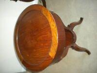 Rosewood Vanity table