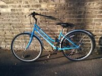 Commuter Professional Ladies Bike from Cycle King, mint condition.