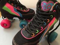 Roller Skates & Accessories (size 12 UK, 30.5 EUR)