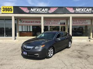 2013 Acura TL AUT0 LEATHER A/C SUNROOF 94K