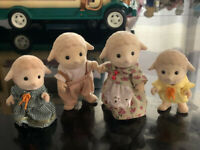 Sylvanian Familes - Family Groups