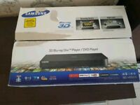 3D SMART blu-ray player samsung