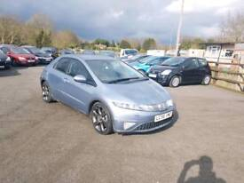 Honda civic CTDI DIESEL 2006 LOW MILEAGE LONG MOT FULL SERVICE HISTORY EXCELLENT CONDITION