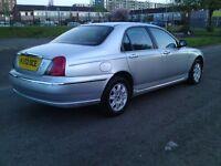 2002/52 rover 75 cdti diesel