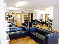 Hair Salon For Sale In Affluent Essex Area Near M11, Epping & Loughton With Parking EST 8 Years