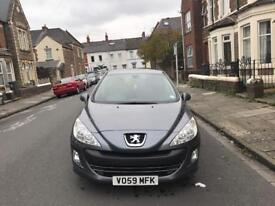 Peugeot 308 1.6 Diesel HDI Hatchback.12 Months MOT!! Excellent Condition!Full Service History.