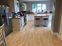 Felixstowe large room rental new build with car parking