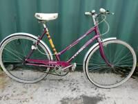 Atlantic vintage ladies bike