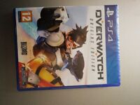 Overwatch PS4 Brand New and Sealed BNIB