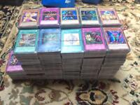 Yugioh - Huge Collection 5,200 cards (Yu-Gi-Oh)