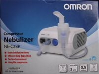 NEBULIZER USED ONCE WITH CARRY BAG