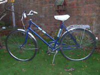BSA SINGLE SPEED ONE OF MANY QUALITY BICYCLES FOR SALE