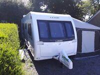 Lunar Lexon 640 2013 Twin axle caravan