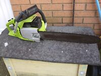 """poulan countervibe 3400 chainsaw 56cc 18""""quot; inch bar"""