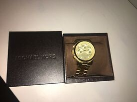 Womens Michael Kors Watch