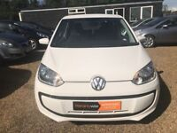 VOLKSWAGEN UP! 1.0 MOVE UP! HATCH 3DR 2016* IDEAL FIRST CAR * CHEAP INSURANCE * EXCELLENT CONDITION