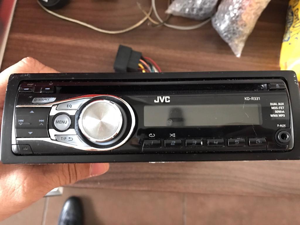 JVC KD R331 stereo