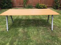 Ikea Galant Desk 1.6mwide