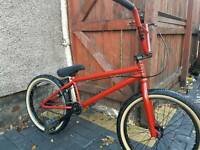 Bmx bike stolen sinner custom brand