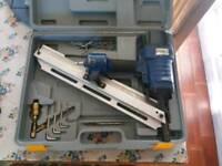 Air compressor and nail gun