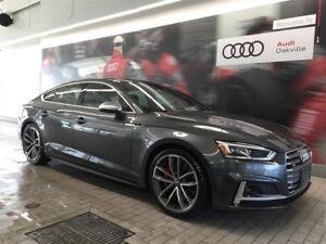 2018 Audi S5 3.0T Technik quattro 8sp Tiptronic