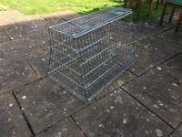 Dog Car Crate / Cage for Hatchback