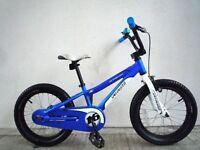"(2195) 16"" Aluminium SPECIALIZED Boys Girls BIKE BICYCLE Age: 4-6, 102-117 cm"