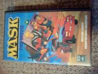 "CLASSIC VHS ""MASK THE MOVIE"" UNIVERSAL"