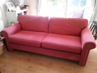Ikea large and medium seater sofas for sale