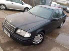 LHD mercedes C 220 diesel , we have more left hand drive ---15 cheap cars on stock---
