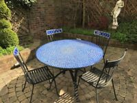Garden Furniture & Tables & Chairs