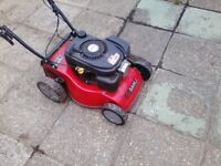 lawnmower selfpropelled