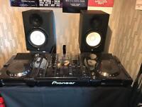 Complete Pioneer DJ Set Up