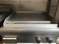Lincat electric griddle commercial catering kitchen equipment restaurant catering business cafe shop