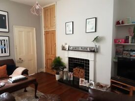 2 Bed ground floor flat - Simonside Terrace Heaton Available from 1st July