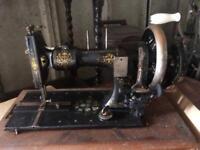 BRAUNSCHWEIG GRIMME NATALIS & Co SEWING MACHINE HAND